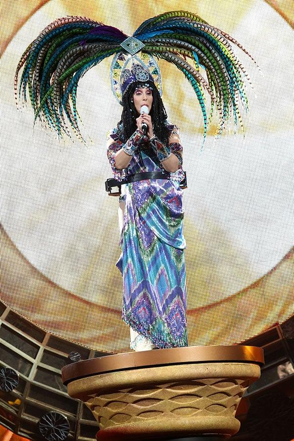 Cher en Nueva York