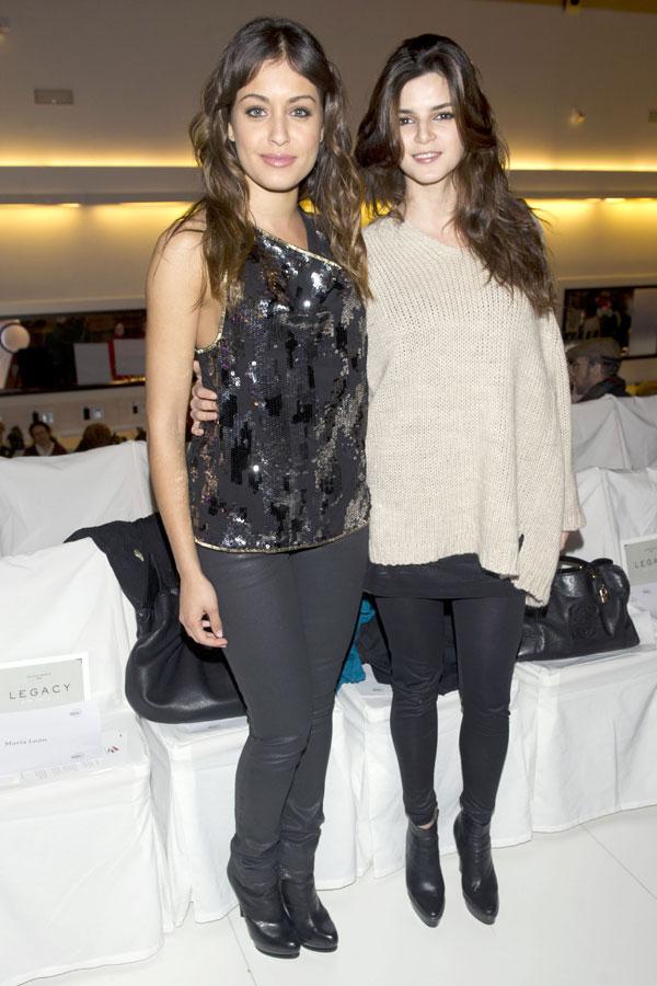 Hiba Abouk y Clara Lago