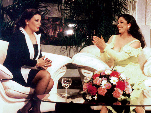 Isabel Pantoja y María del Monte