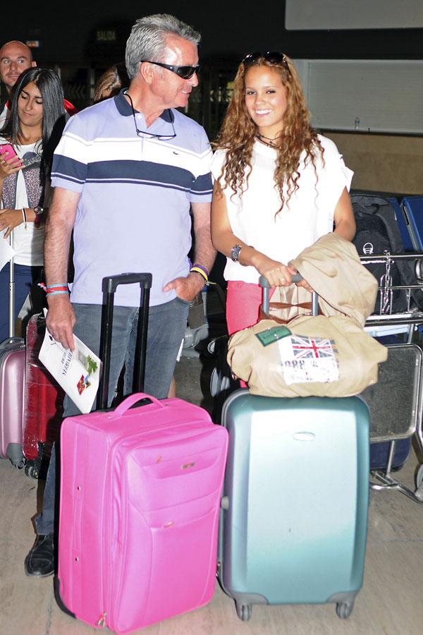 Gloria-Camila- cumple 18 años y hereda un millón de euros