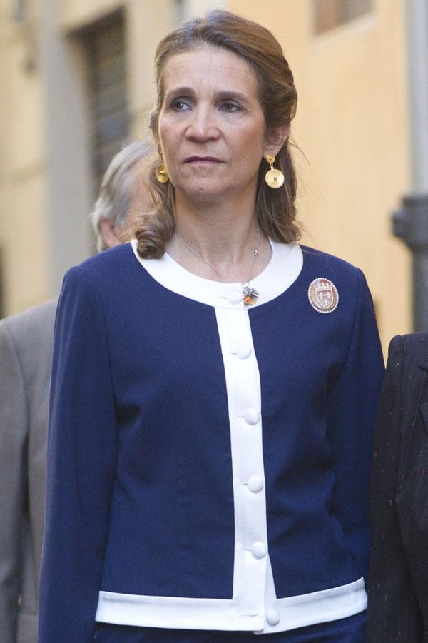 La infanta Elena en Valencia