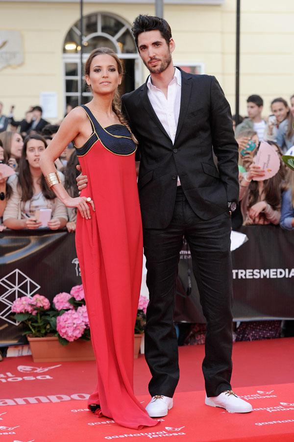 Ana Fernádez y Santi Trancho