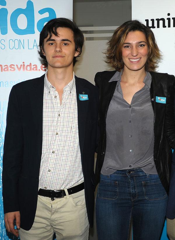Eugenia Ortiz y Duarte Falcó rueda de prensa + Vida en Madrid 5 de marzo de 2015
