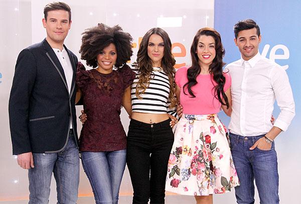 Finalistas Eurovision