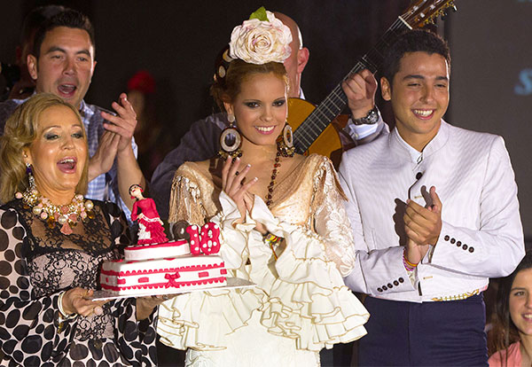 Gloria Camila tarta