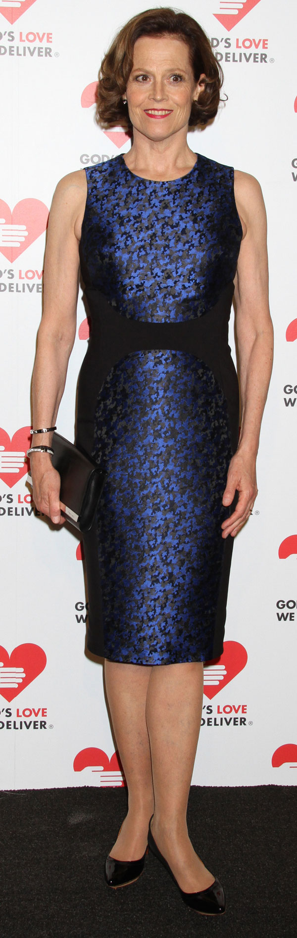 Golden-Sigourney Weaver