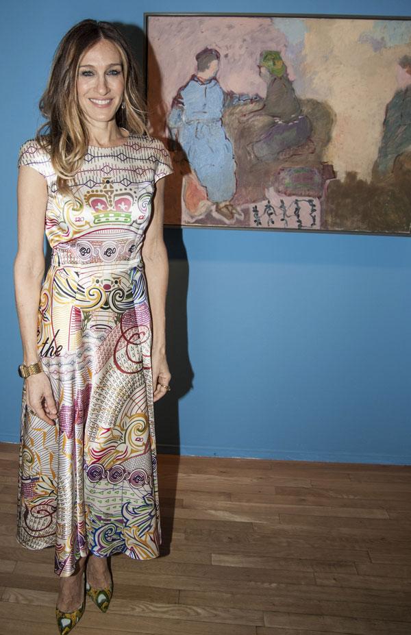 Sarah Jessica-Parker-en-Nueva York