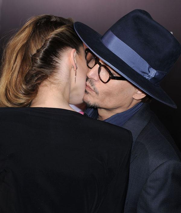 Johnny-Depp-Amber Heard