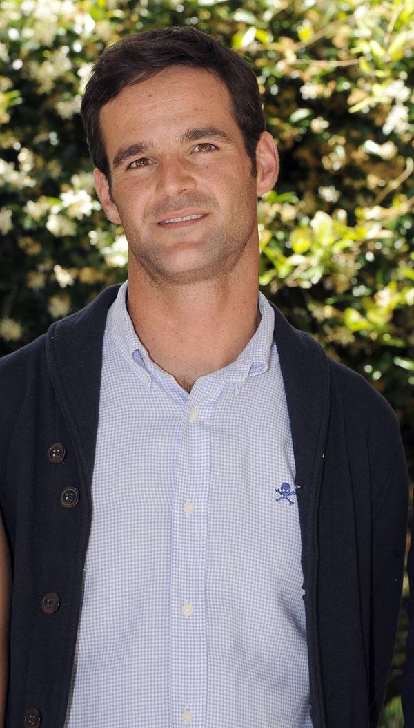 """JOSE BONO RODRIGUEZ DURANTE UN ACTO DE LA FIRMA """" OCEANYX """" 05/06/2014 MADRID"""