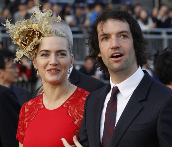 Kate Winslet marido