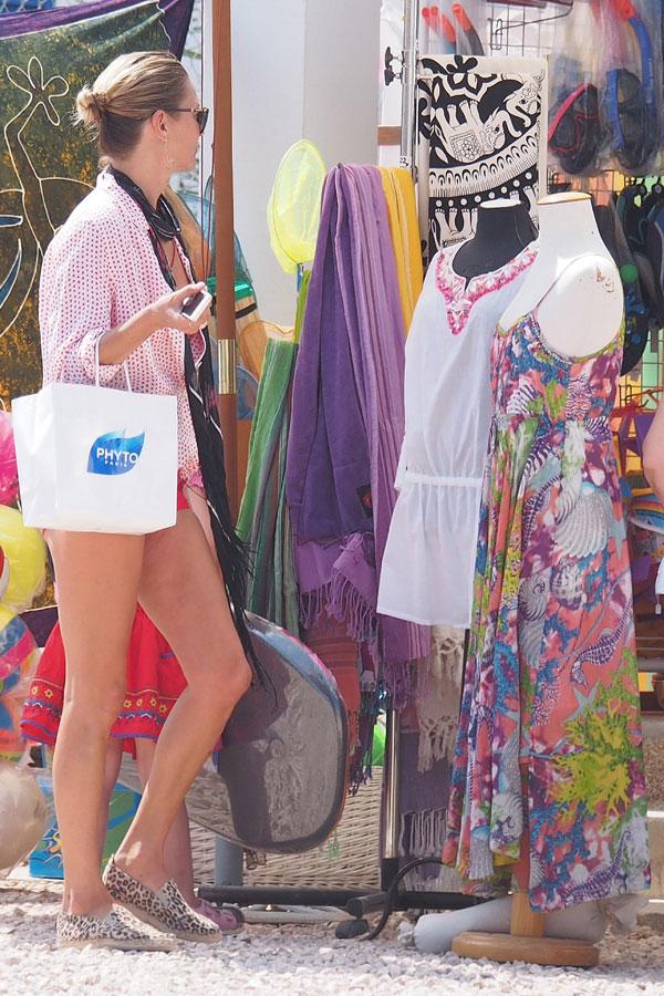 Kate Moss, de las explosivas fiestas de Ibiza al relax familiar en ...