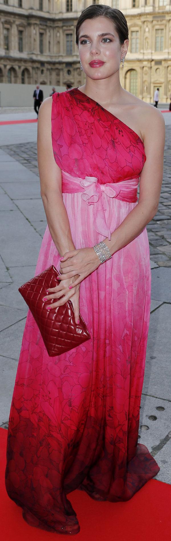 Los mejores looks de embarazo de Carlota Casiraghi - Fotos de ...