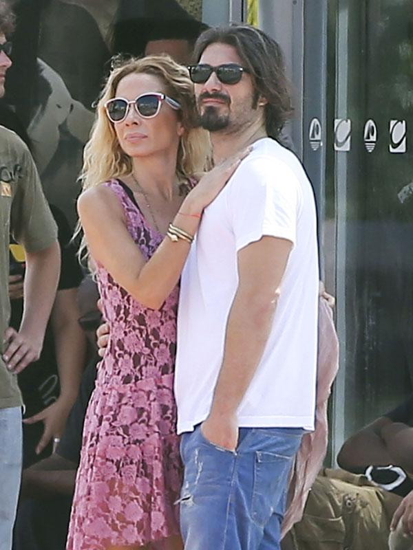 Marta-Sanchez y Daniel Teran