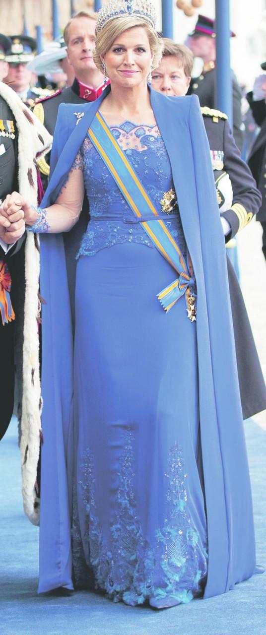 Vestidos proclamacion