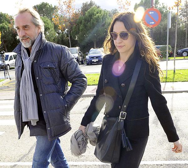 Natalia Verbeke y Gonzalo de Castro