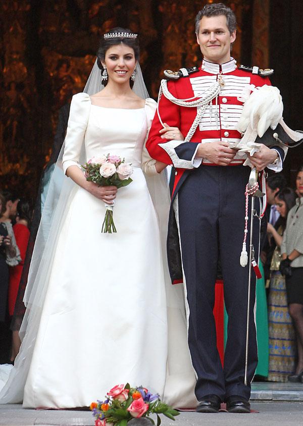 Fernando Solis y Eva Morejon boda en Sevilla