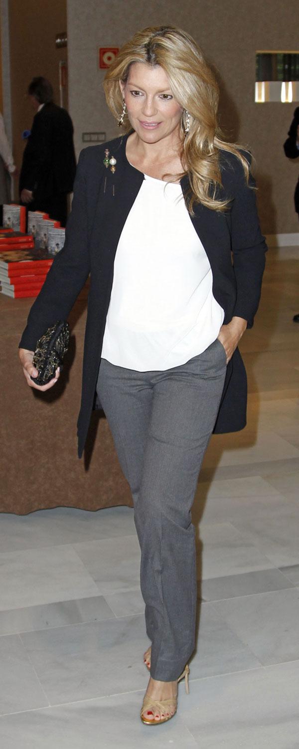 Patricia Rato en el Club Siglo XXI