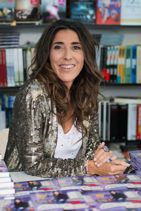 Paz-Padilla en la Feria del Libro de Madrid