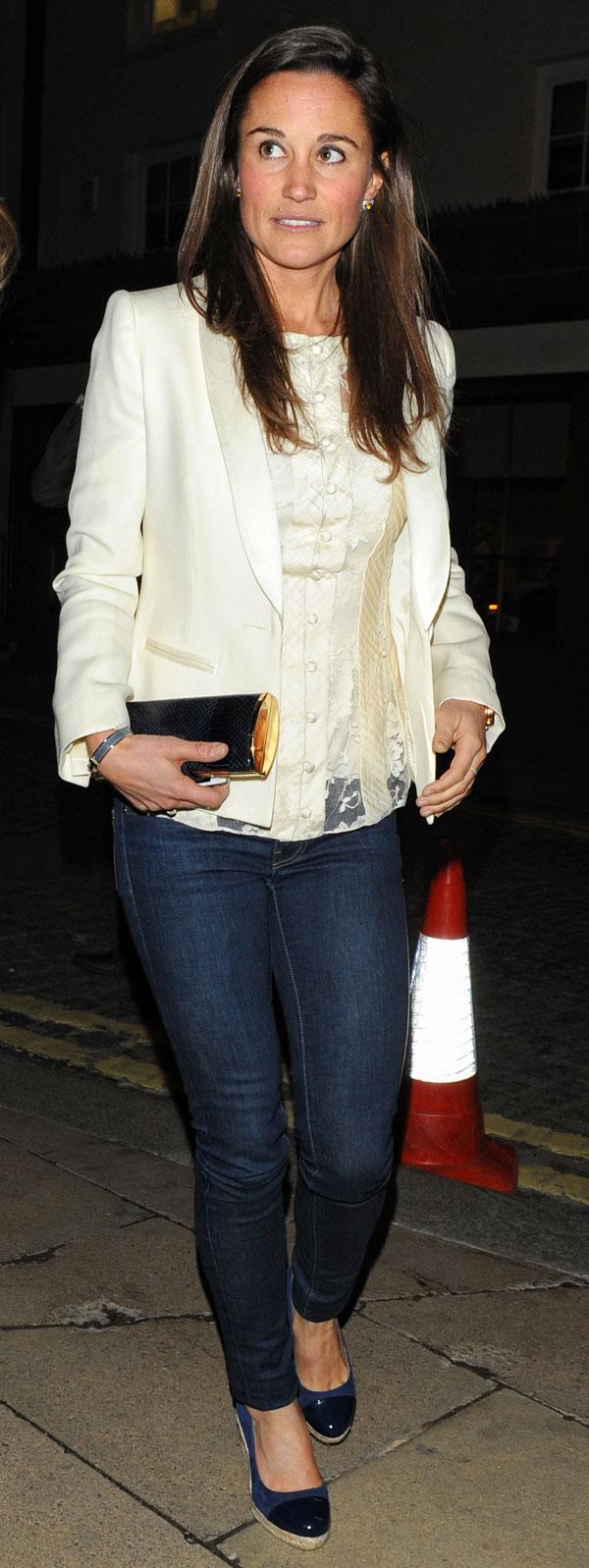 Middleton tras los pasos de lady di protagoniza una - Cena romantica en londres ...