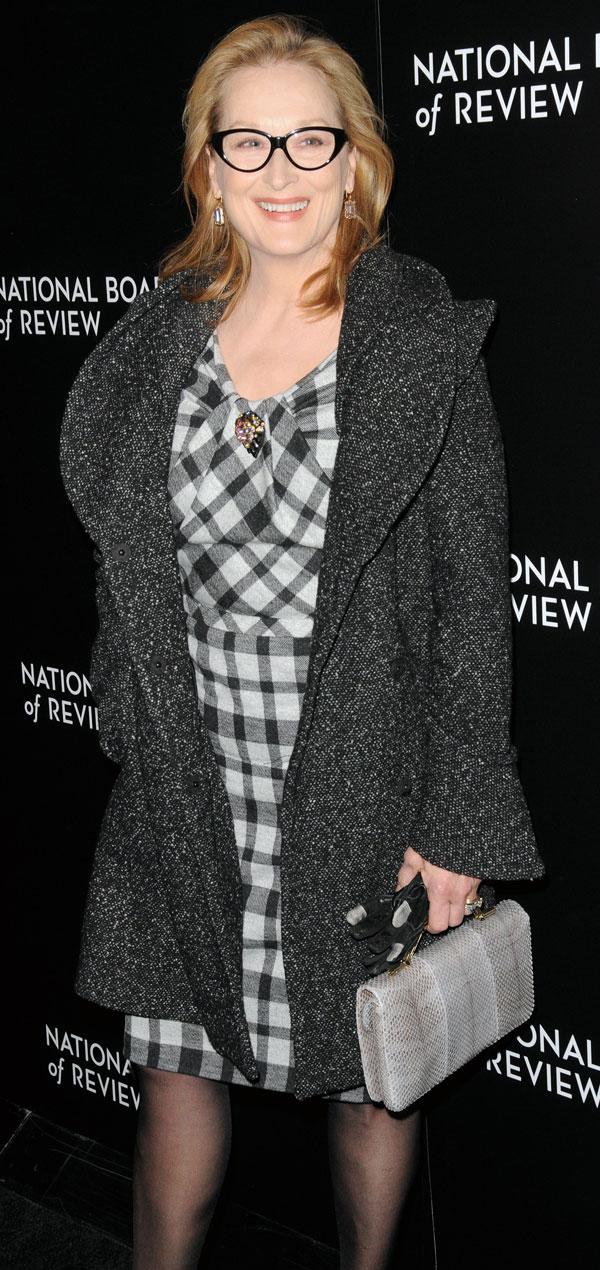 Premios de la Critica-Meryl-Streep