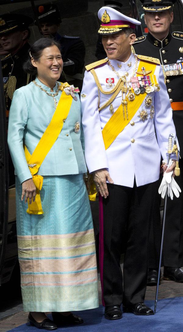 los-principes-herederos-de-thailandia