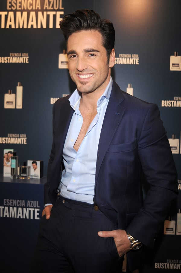 David Bustamante fragancia
