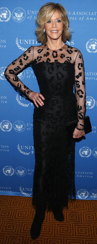 Jane Fonda Nueva York
