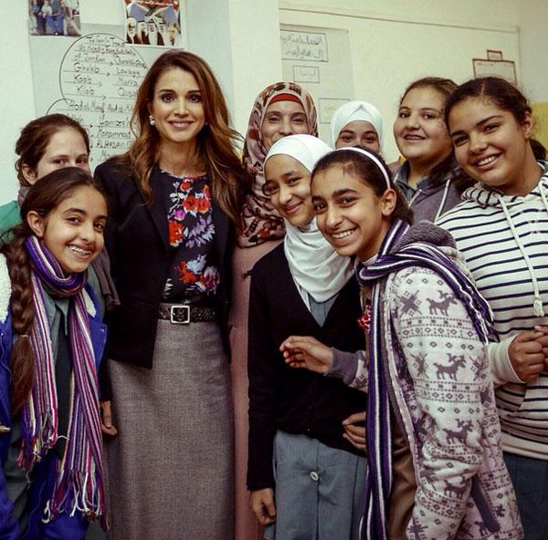Rania-de Jordania
