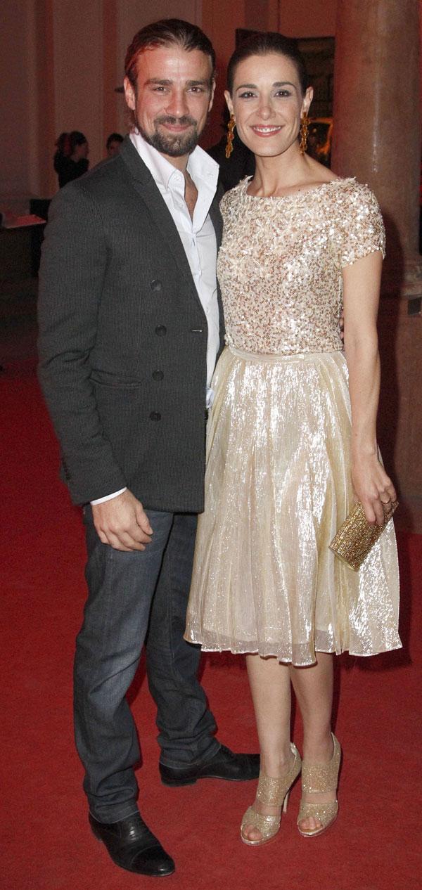 Raquel Sánchez Silva y Mario Biondo en Madrid