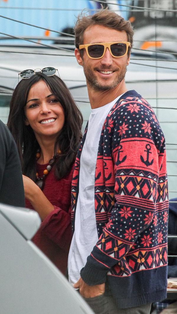 Raquel y Pedro Castro