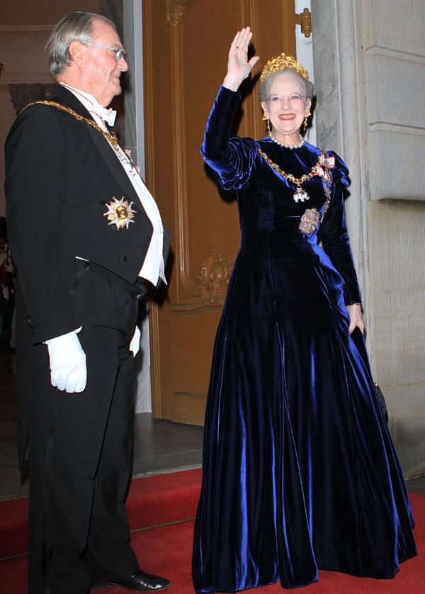 Reina-Margarita de Dinamarca