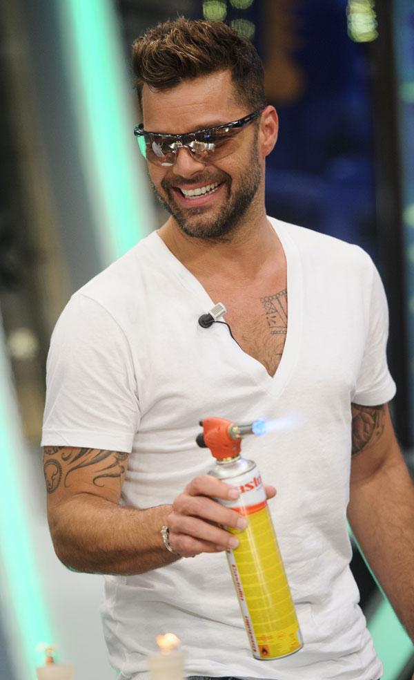 Ricky-Martin El hormiguero