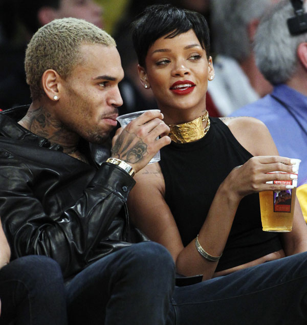 Rihanna-Chris-Brown