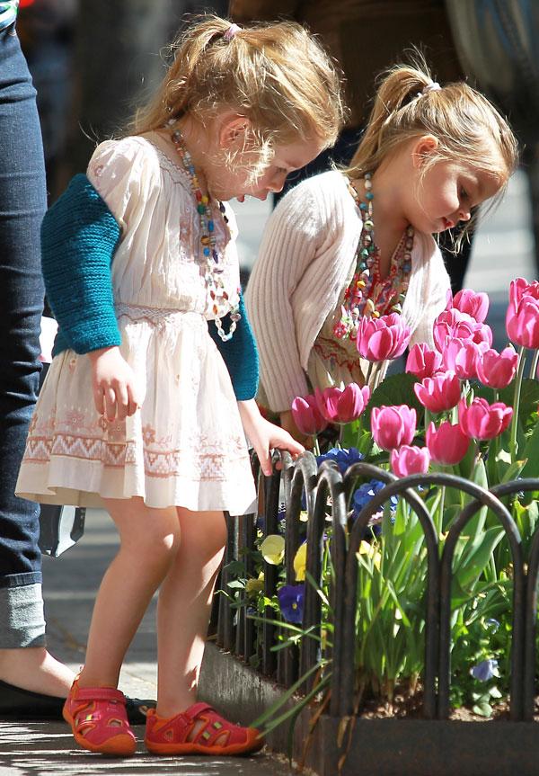 Sarah-Jessica Parker hijas