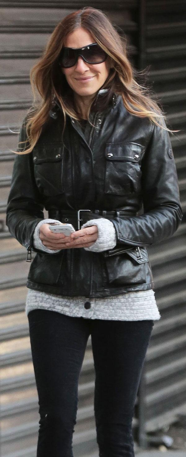 Sarah-Jessica-Parker en Nueva York