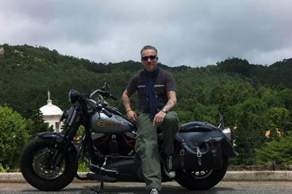 Sergi-Arola vende su moto