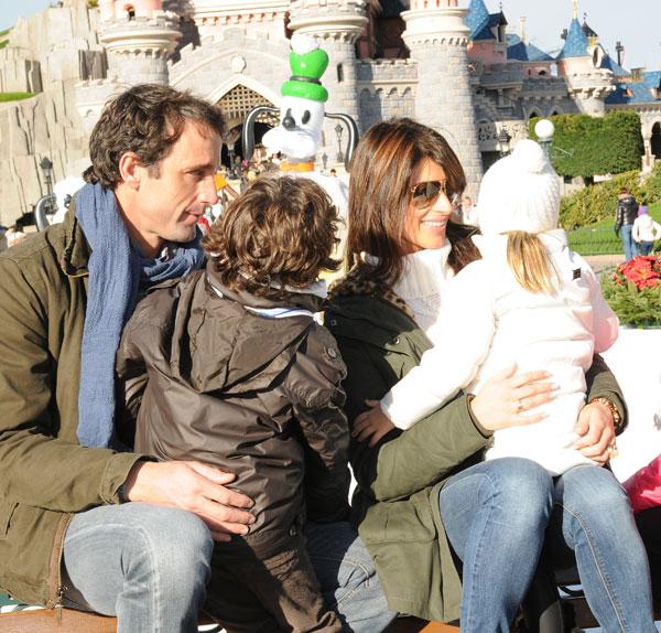 Sonia Ferrer y Escassi Disneyland Paris