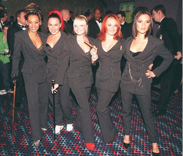 Spice Girls en 1997
