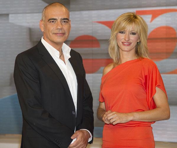 Susanna Griso y Nacho Abad