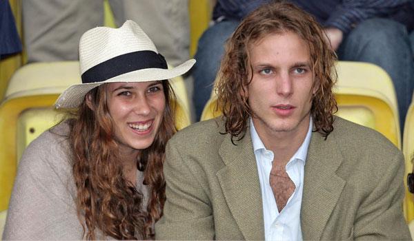 Tatiana Santo Domingo y Andrea Casiraghi serán padres a principios de año