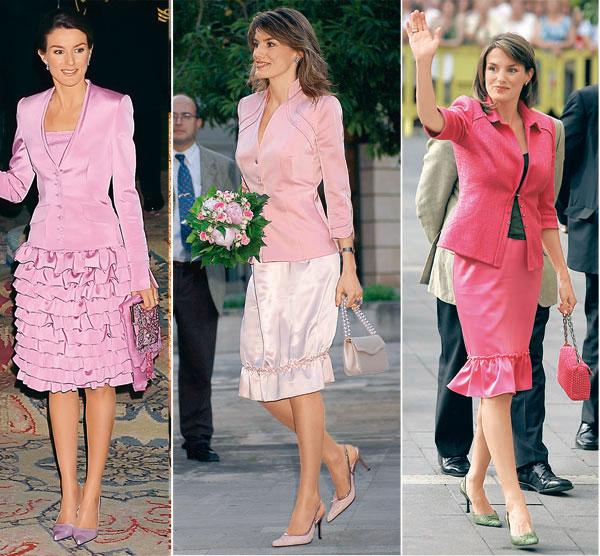 Los mejores y los peores vestidos de Letizia en sus diez años como ...