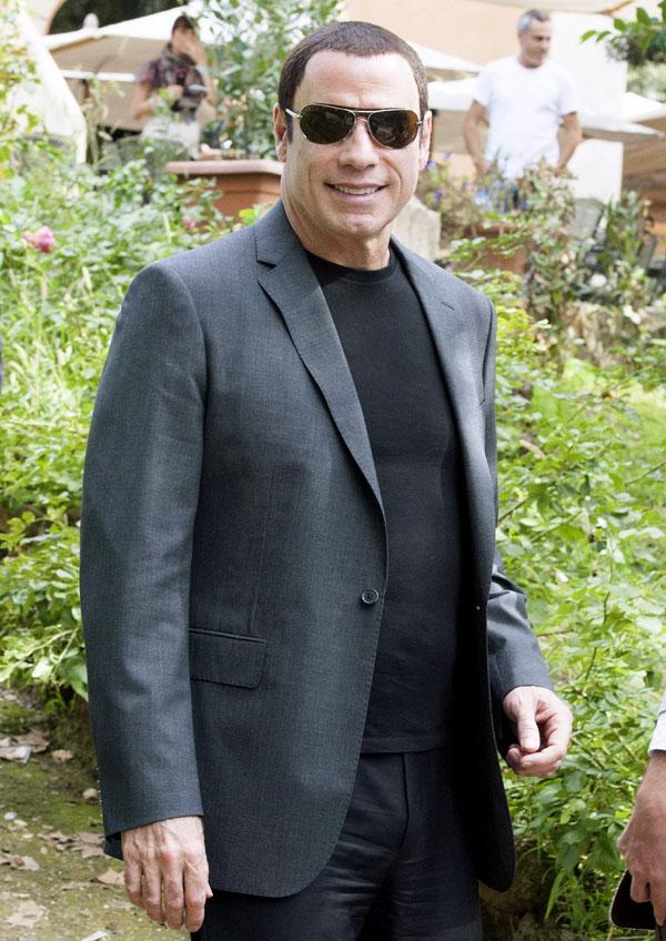 Travolta-Roma