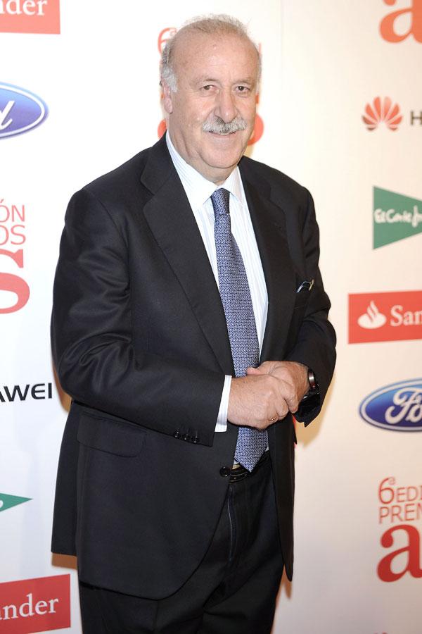 Vicente-del-Bosque-en la gala de los premios As
