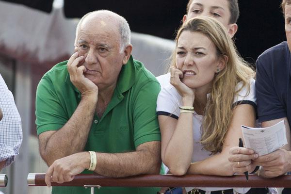 amancio ortega y su hija