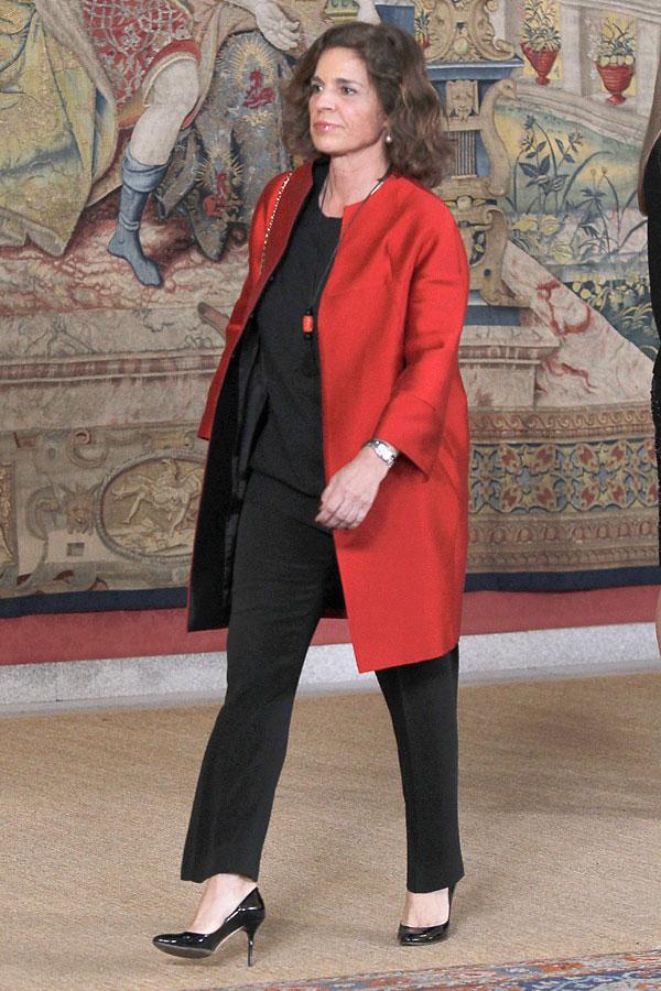 la alcaldesa de madrid