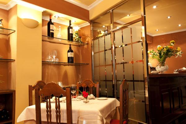 restaurante arizmendi