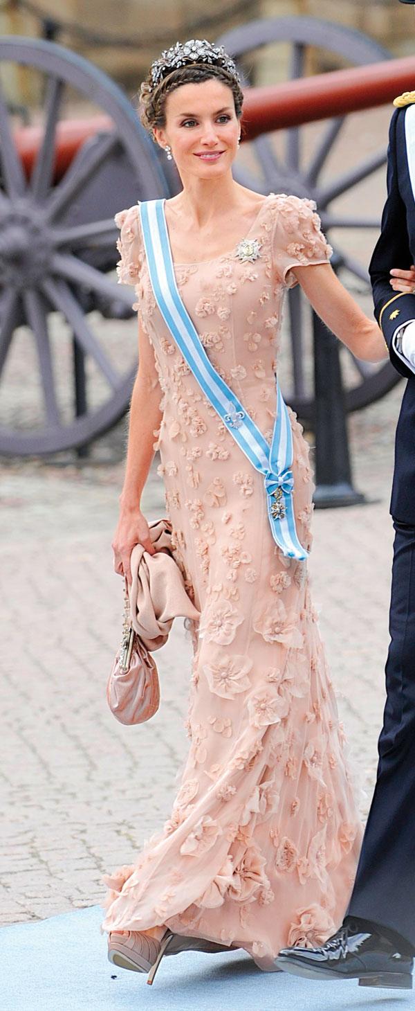 Así ha vestido Letizia en los eventos y bodas reales - Fotos de ...