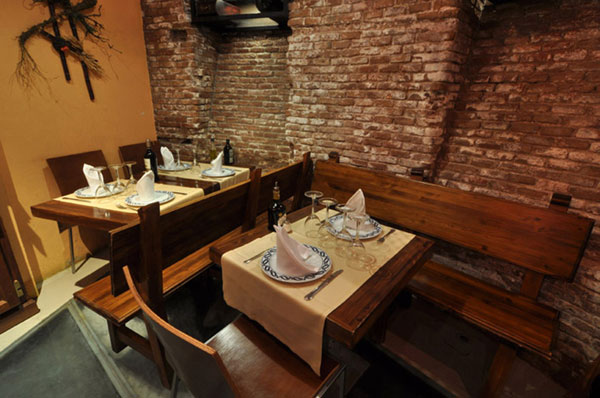 Restaurante El Caldero