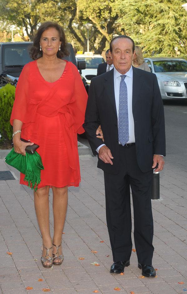 Carmen Tello y Curro Romero
