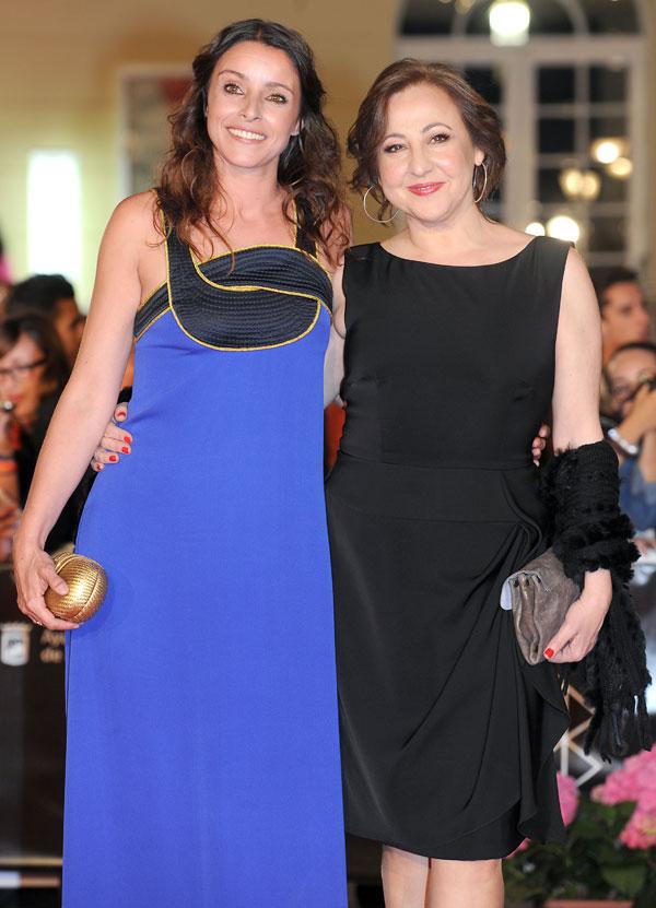 Carmen Machi e Ingrid Rubio
